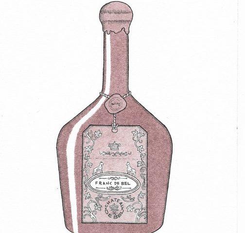 botella franc de bel